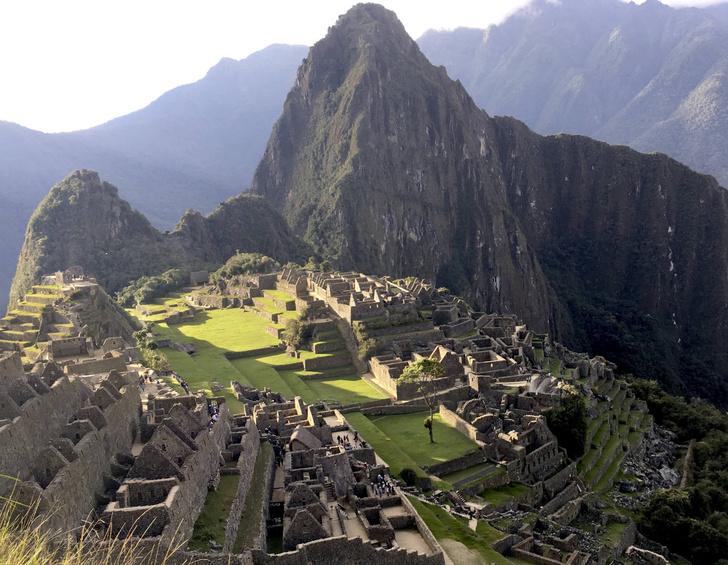 Фото №1 - Ученые рассказали, что угрожает Мачу-Пикчу