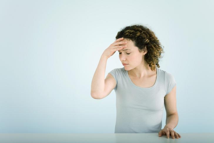 Фото №1 - Женщины воспринимают боль сильнее, чем мужчины