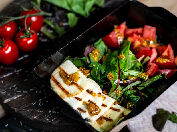 Фото №3 - «Фермерский» обед из трех блюд (и полезный десерт)