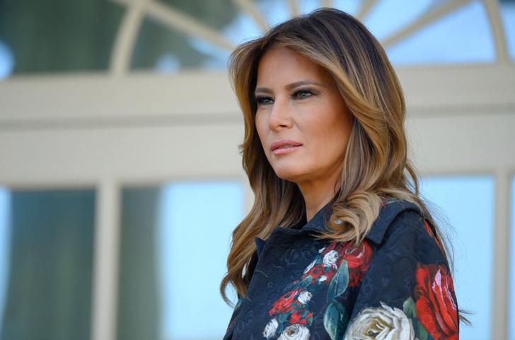 Фото №1 - Пиковая дама: какой предстает Мелания Трамп в скандальных мемуарах, которые уже наделали шума в Белом доме