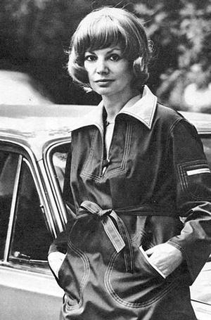 Фото №2 - Красные королевы: судьба самых ярких советских манекенщиц