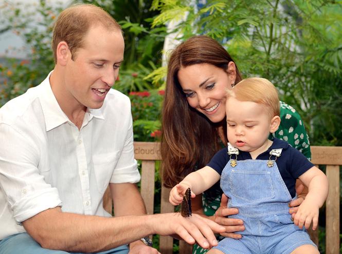Фото №7 - 10 вещей о принце Джордже, которых вы не знали