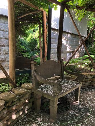 Фото №4 - ELLE DECORATION в саду у дизайнера Ирины Глик