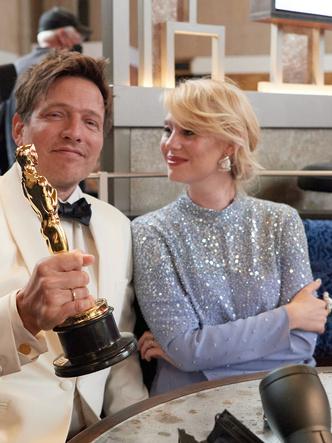 Фото №10 - «Оскар-2021»: самые красивые звездные пары церемонии