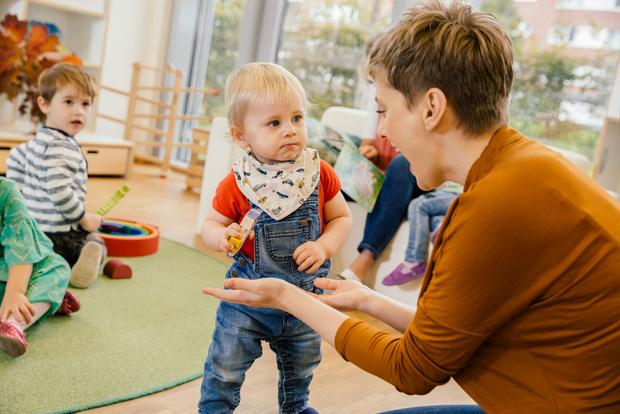 Фото №2 - Как помочь ребенку адаптироваться в садике: 9 простых шагов