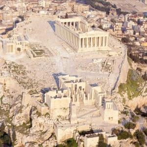 Фото №1 - Афинский Акрополь поместят под крышу