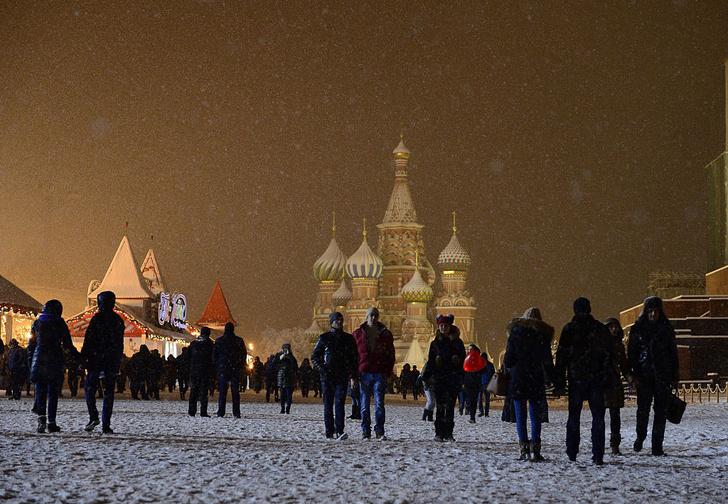 Фото №1 - Названы самые интересные места для иностранцев в Москве