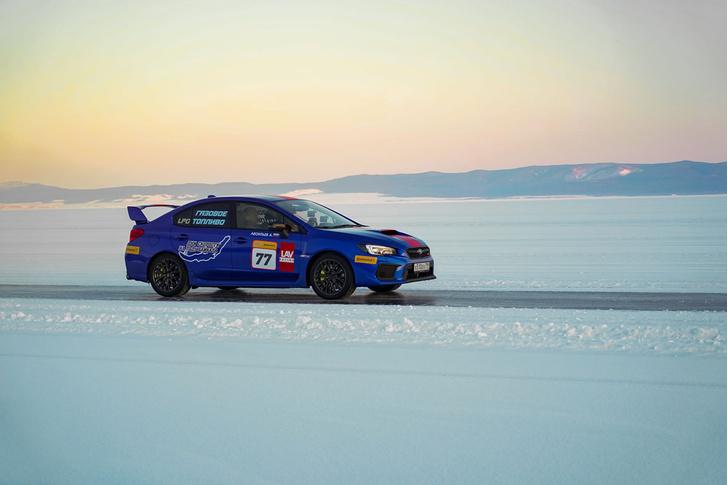 Фото №20 - По толстому льду: как прошли «Байкальская миля» и «Дни скорости на льду Байкала»