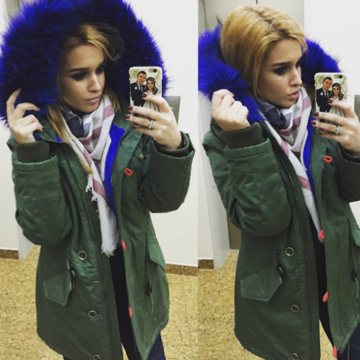Модные тенденции осень 2015: что носят звезды фото Ксения Бородина