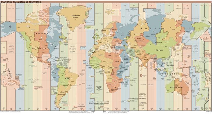 Фото №5 - Измерения: все время мира