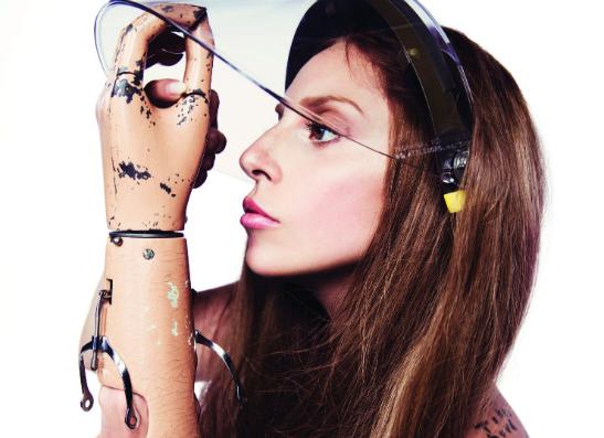 Фото №1 - Альбом Леди Гага «ARTPOP»: 10 вещей, которые мы узнали при прослушивании