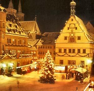Фото №1 - Европа готовится к Рождеству