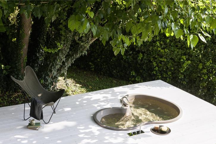Фото №1 - Спа-салон на природе: водные процедуры летом