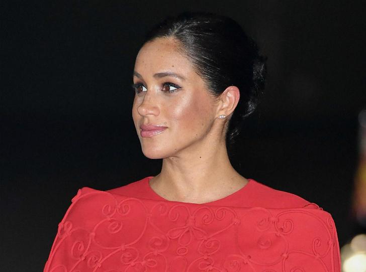 Фото №1 - Герцогиня Меган планирует роды по примеру Королевы