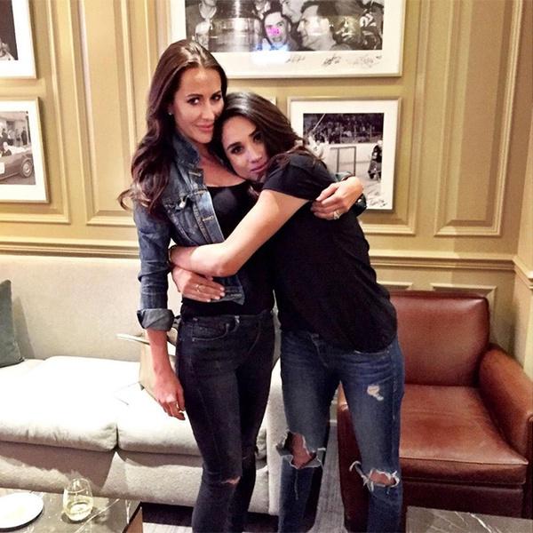 Фото №1 - Меган Маркл улетела в Торонто к подруге (без принца Гарри)