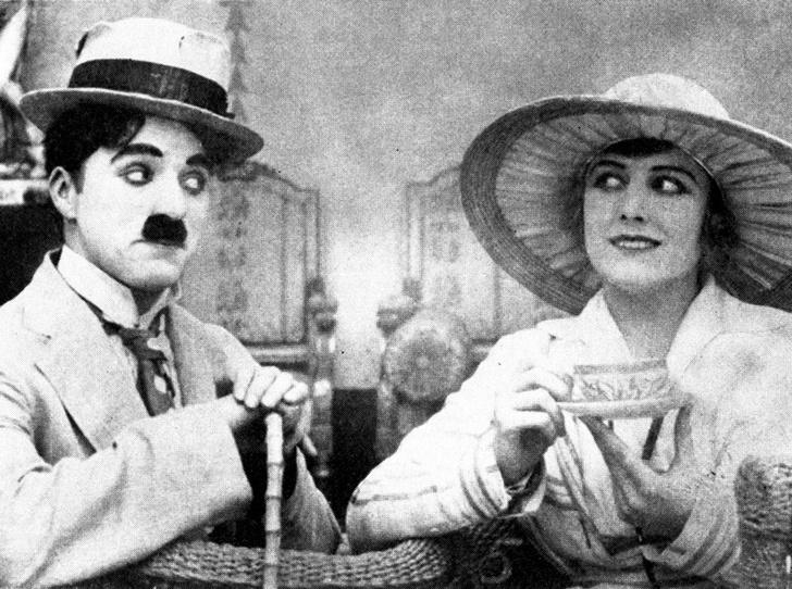 Фото №8 - Шесть женщин и одна единственная любовь Чарли Чаплина
