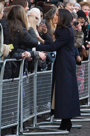 Фото №6 - Новая Диана: Меган Маркл становится второй «королевой сердец»