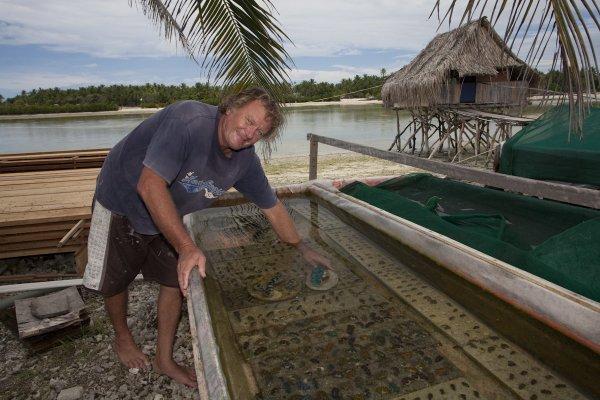 Фото №4 - На Кирибати за солнечной короной