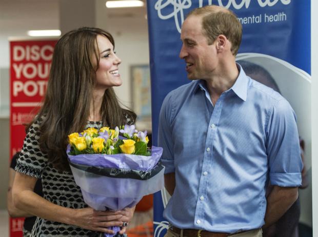 Фото №18 - Кейт Миддлтон и принц Уильям: история в фотографиях