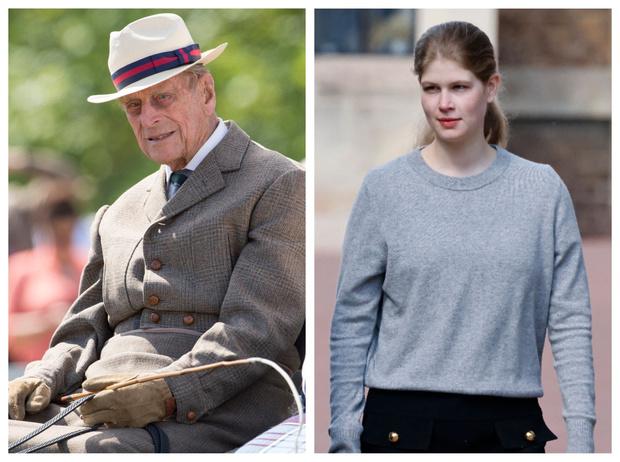 Фото №1 - Самое трогательное наследство: что принц Филипп оставил любимой внучке