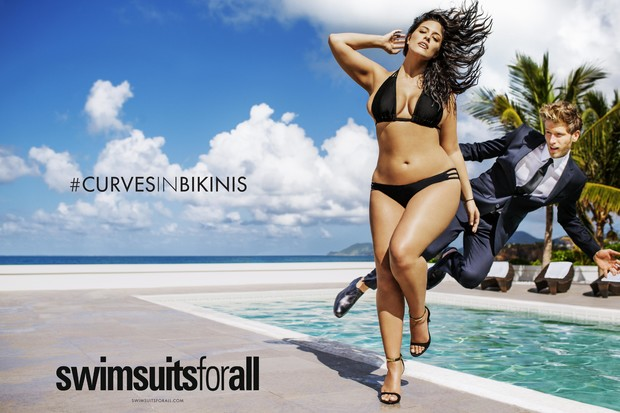Реклама Swimsuits For All