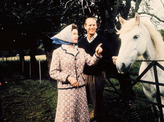 Фото №27 - Королева Елизавета II: история в фотографиях