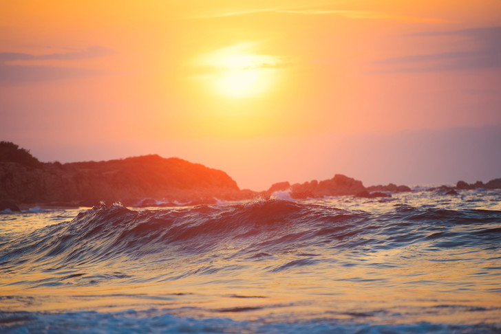 Фото №1 - Температура поверхности океана достигла максимума