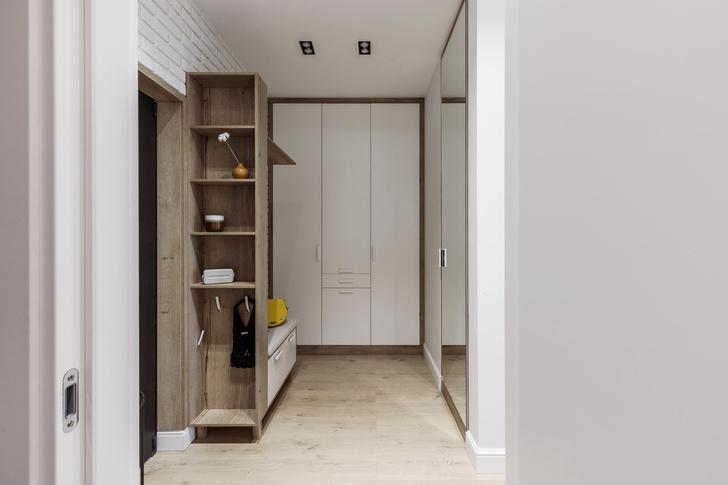 Фото №3 - Бохо шик: квартира 59 м² для молодой девушки