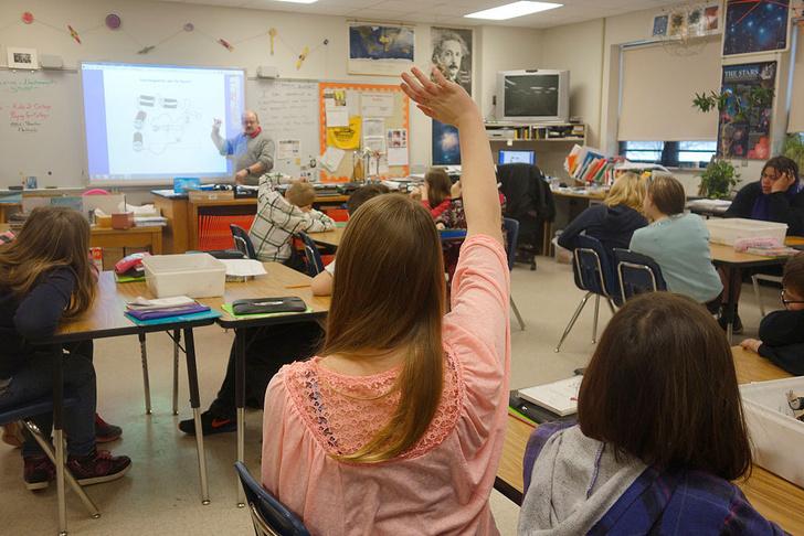 Фото №1 - Как температура в классе влияет на успеваемость учеников