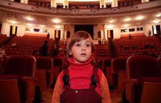Фото №1 - Театр - это не страшно!