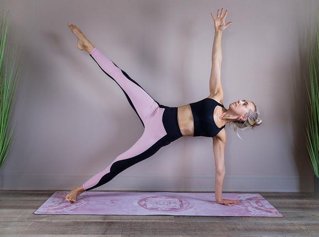 Фото №8 - Как превратить мамину йогу в увлекательное приключение для ребенка