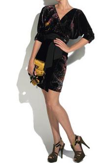 Фото №5 - Стильные платья осени-2009