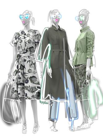Фото №3 - Мода будущего: как Marc Cain совершенствует 3D-технологии