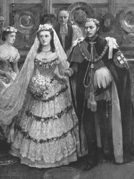 1863 год.