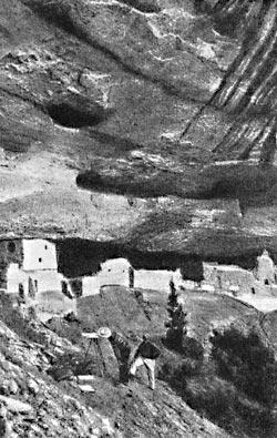 Фото №1 - Кто жил в пещерах Меза Верде?