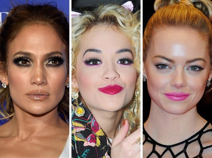 Фото №1 - 5 самых грубых ошибок в макияже губ, которые совершают даже звезды