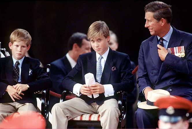 Фото №59 - Принц Уильям: история в фотографиях