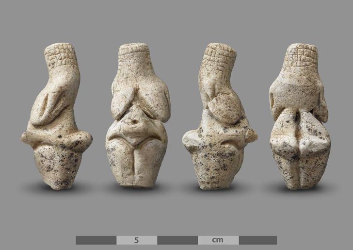 Фото №1 - Во Франции обнаружили статуэтку «палеолитической Венеры»