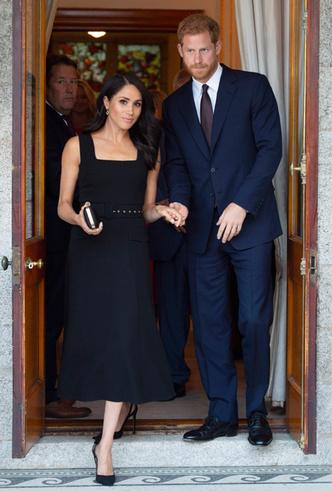 Фото №9 - Лучшие образы Меган Маркл за первый год в королевской семье