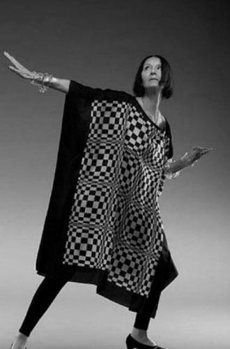 Фото №9 - Лека Миронова: модель, муза, мечта