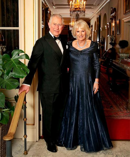 Фото №2 - Норвежские принцесса и королева показали класс в экономии на платьях