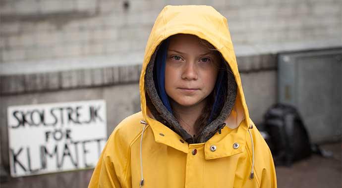 В российский прокат вышел документальный фильм «Я — Грета»