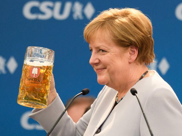 Фото №9 - Фатальная ошибка или хитрый ход Ангелы Меркель
