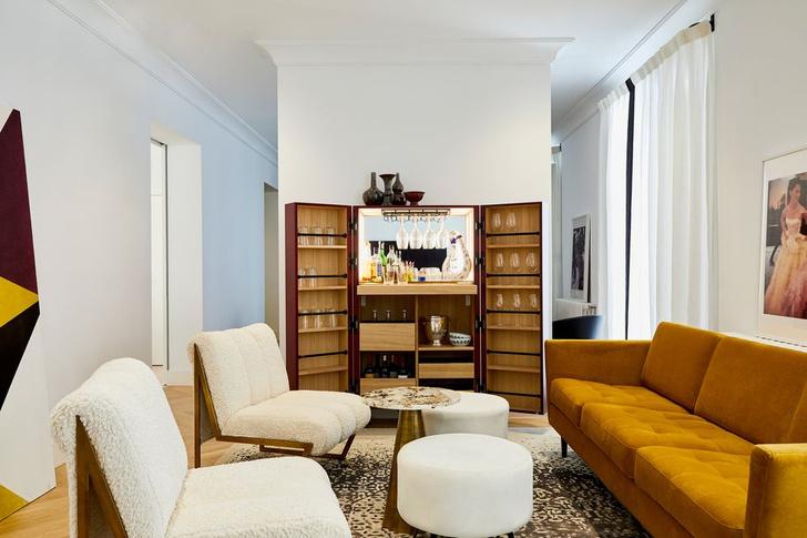 Фото №1 - Современная квартира в классическом испанском доме