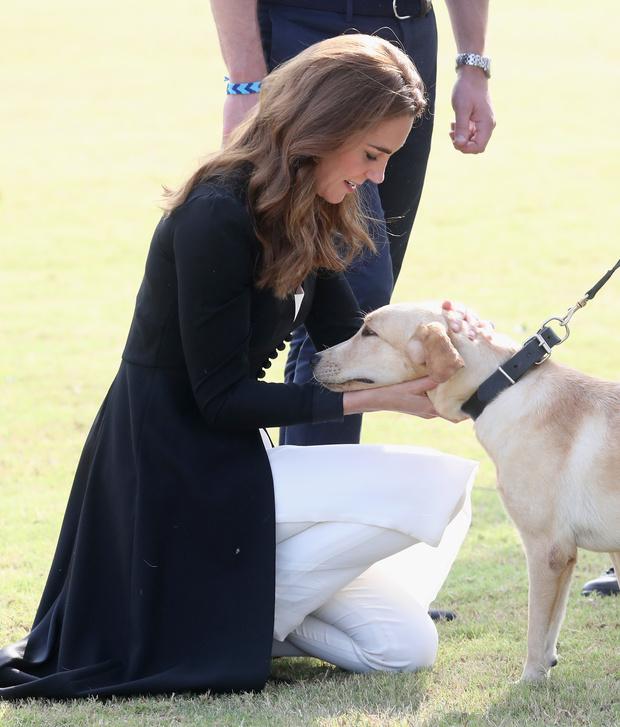 Фото №1 - Неожиданная страсть Кейт Миддлтон, которая запрещена ей по протоколу из-за принцессы Дианы