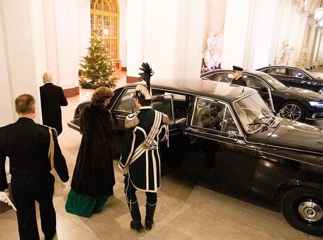 Фото №18 - Праздничное убранство резиденций королей и президентов в ожидании Рождества и Нового года