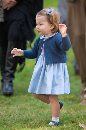 Фото №11 - Принцесса Шарлотта на своем первом светском мероприятии в Канаде