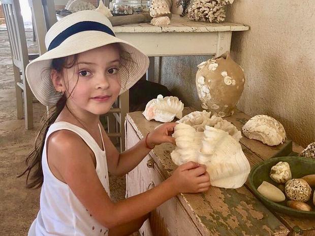 Фото №1 - Дочь Киркорова показала свой «сказочный» завтрак