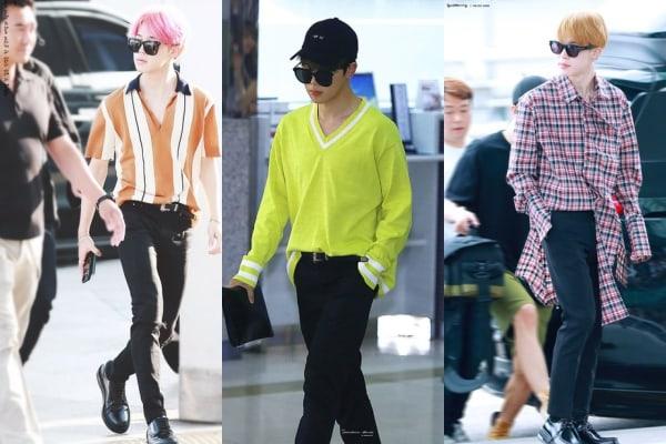 Фото №14 - BTS fashion looks: учимся одевать своего парня в стиле любимых айдолов