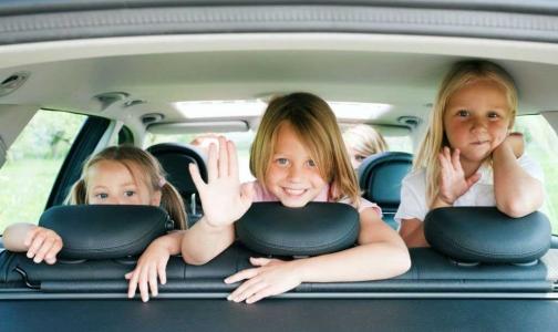 Фото №1 - Петербургские врачи просят родителей не оставлять детей летом в машинах